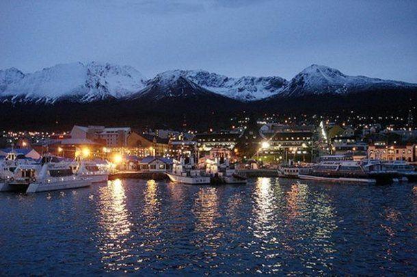 La noche más larga en Ushuaia<div id=