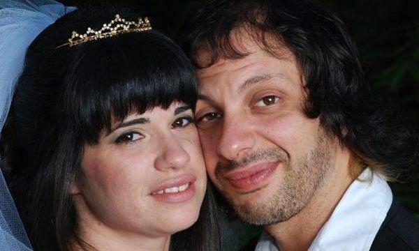 Vázques se había casado con Wanda Taddei