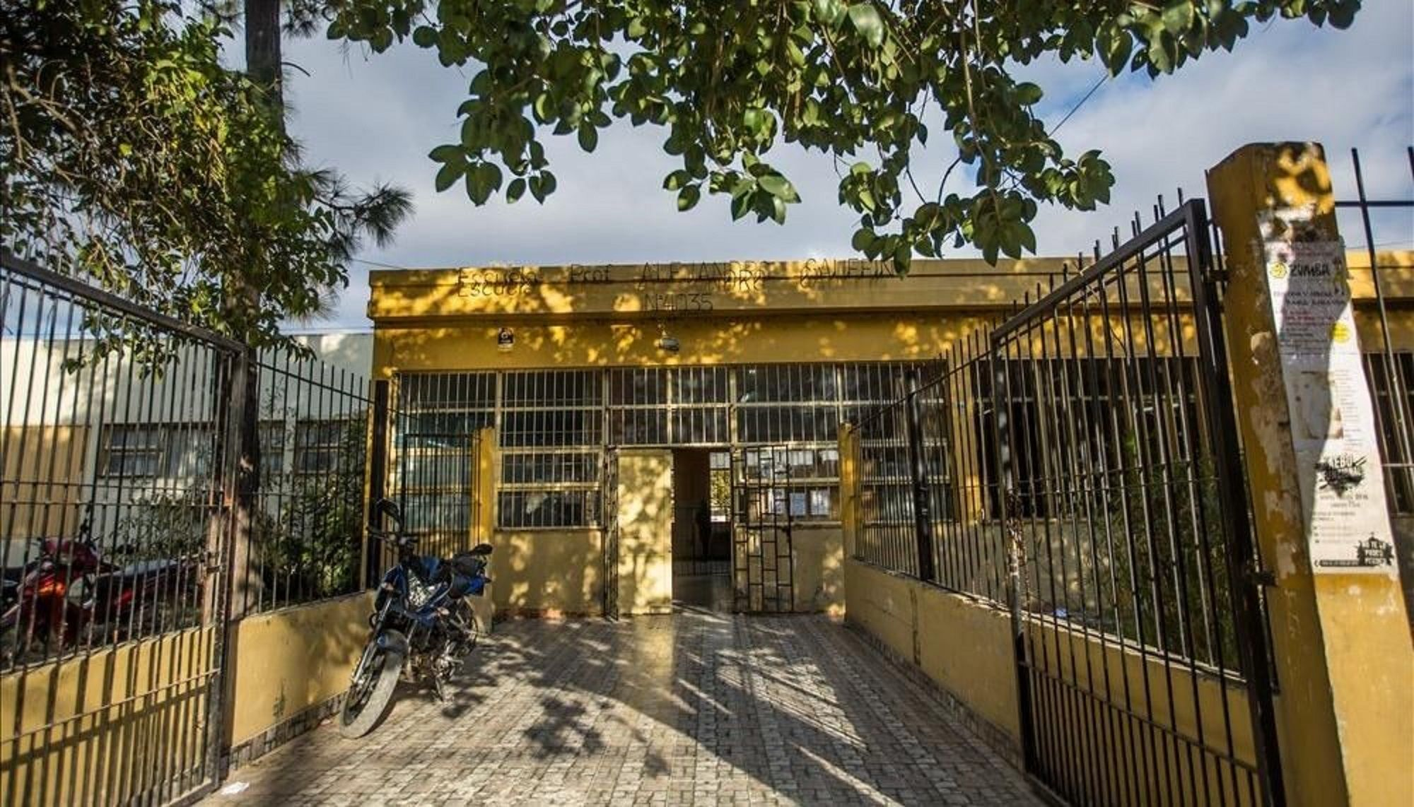 EscuelaAlejandro Gauffín