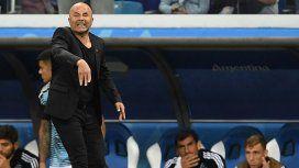 Sampaoli se hizo responsable de la derrota y le pidió disculpas a los hinchas