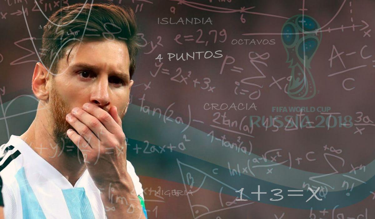 Tras la mano de Nigeria, ¿qué resultado necesita la Selección para clasificar?
