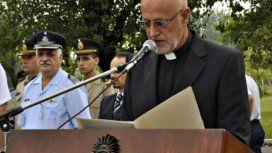 Hernán Ustariz, párroco del colegio Nuestra Señora de Fátima