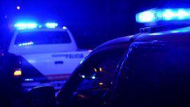 Policía Bonaerense.