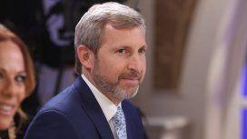 Rogelio Frigerio, ministro del Interior - Crédito:@mirthalegrand