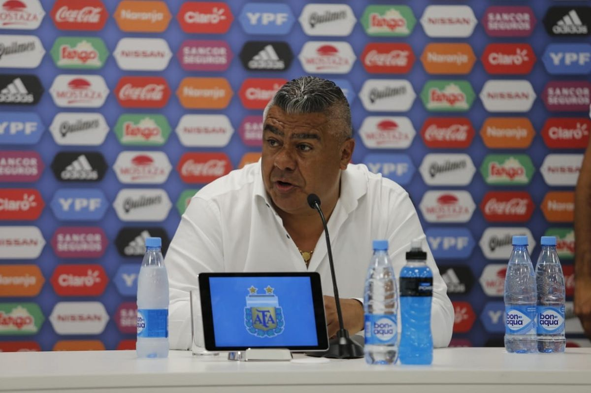 Tapia negó un proyecto de Sabella y reveló a quién quiere como DT de la Selección
