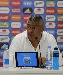 Claudio Chiqui Tapia: Buscan dañar la imagen de la Selección