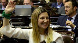 Silvia Lospennato y la legalización del aborto - Crédito:DiputadosAR