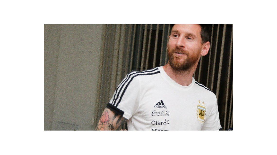 El festejo que la AFA le preparó a Messi en Rusia: ¿qué le regaló?