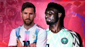 Nigeria - Argentina