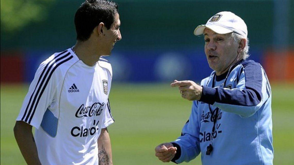 Técnico y mánager: ¿cómo es el plan de Sabella para volver a la Selección?
