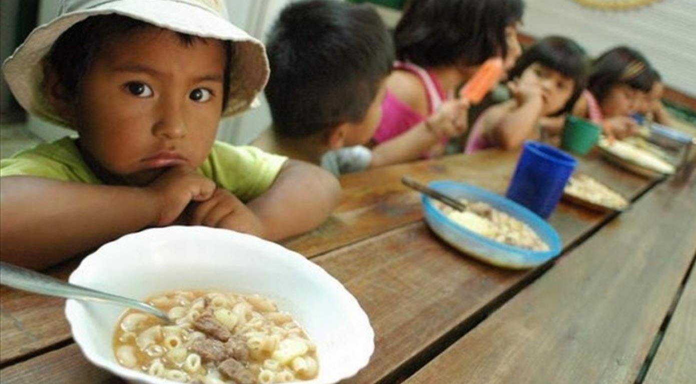 Al 20% más pobre del país se le va el 85% de sus ingresos sólo en la compra de alimentos
