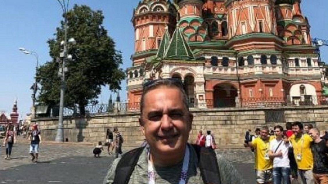 Marcelo Genova protagoniza el tercer caso de acoso en Rusia 2018