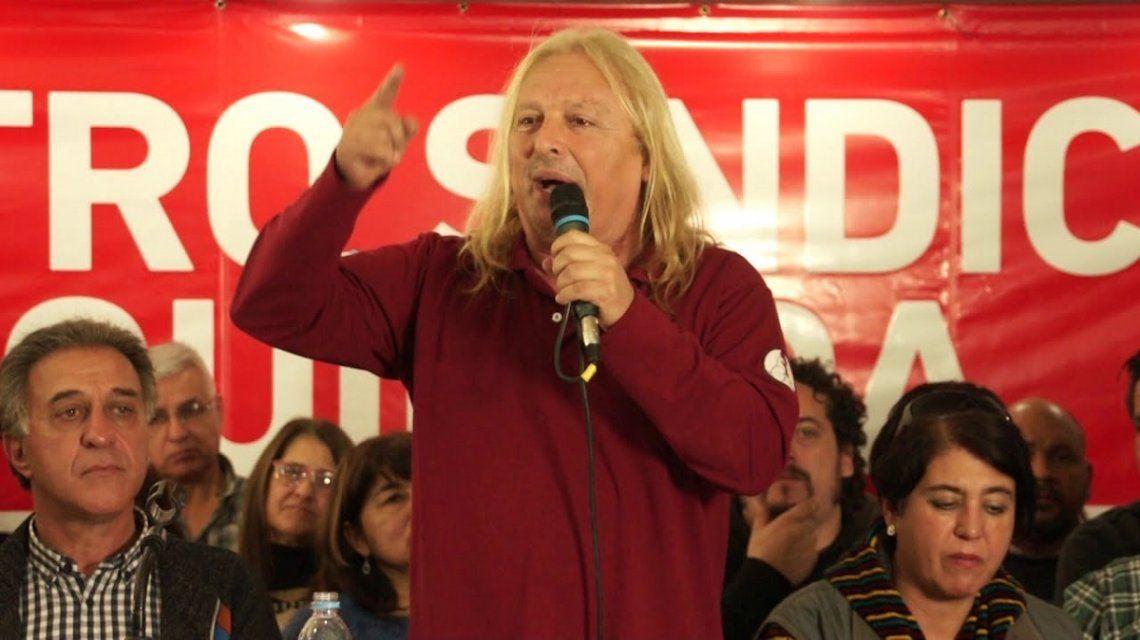 El Pollo Sobrero pidió perdón por su exabrupto para que caiga el Gobierno