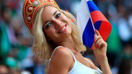 Sorpresa XXX: la hincha más linda del Mundial ¡es una actriz porno!