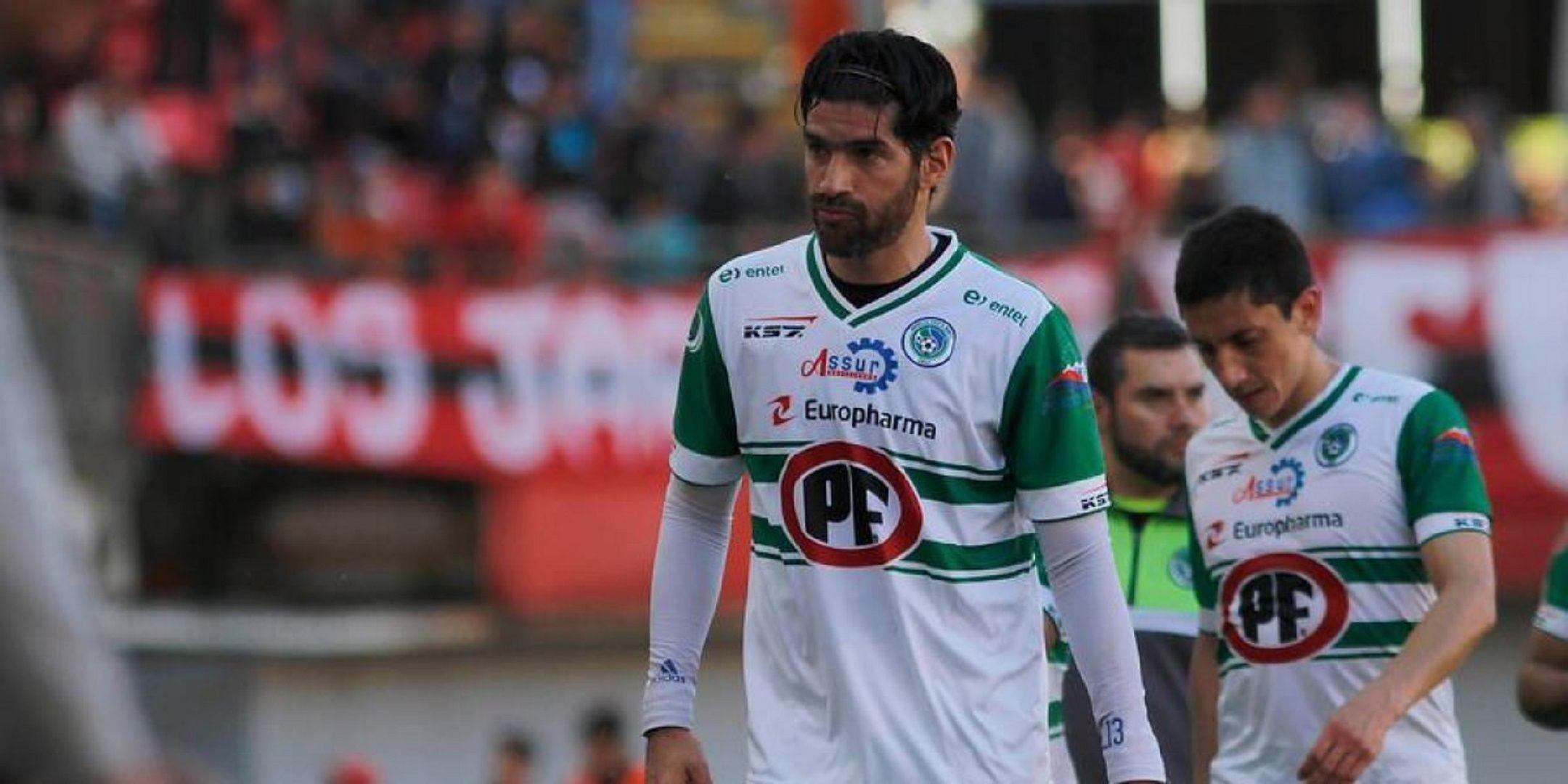 Abreu proviene del Audax Italiano de la Primera División de Chile.