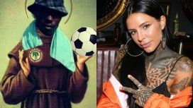 El negro de WhatsApp y Cande Tinelli, el aliento insólito de la Selección