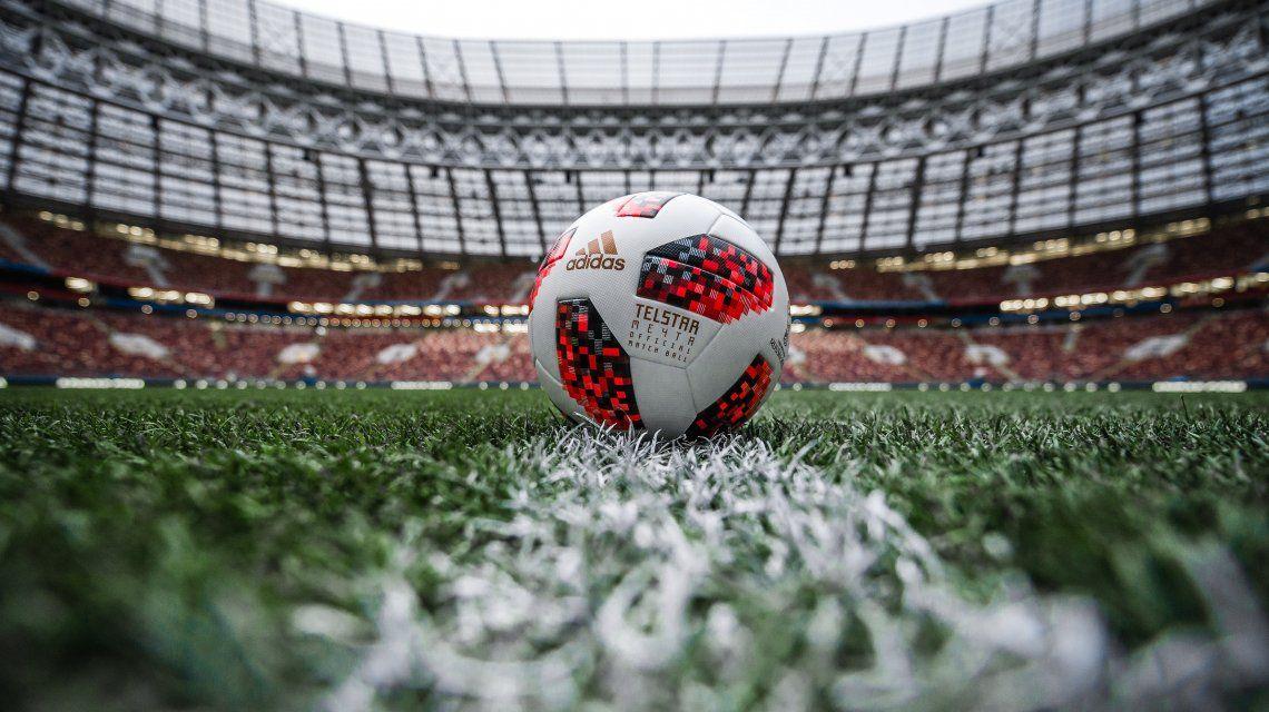 El nuevo balón que usarán en Rusia