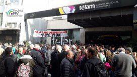 El fiscal De Vedia pidió la reincorporación de otro trabajador de Télam