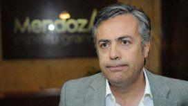 Alfredo Cornejo, gobernador de Mendoza