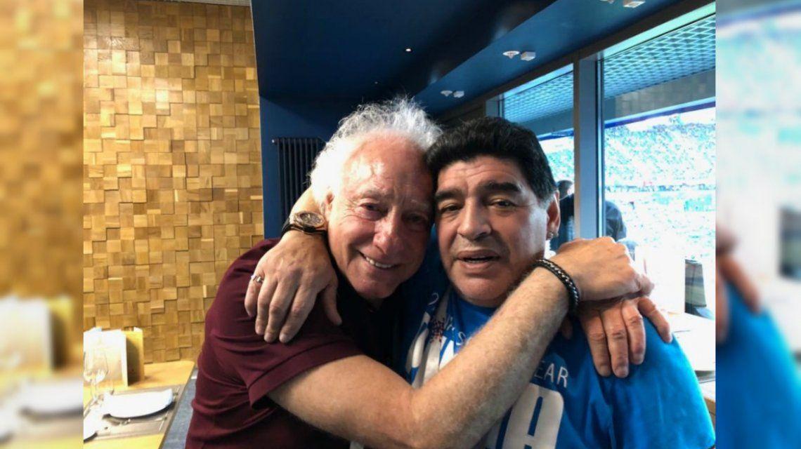 Coppola y Maradona
