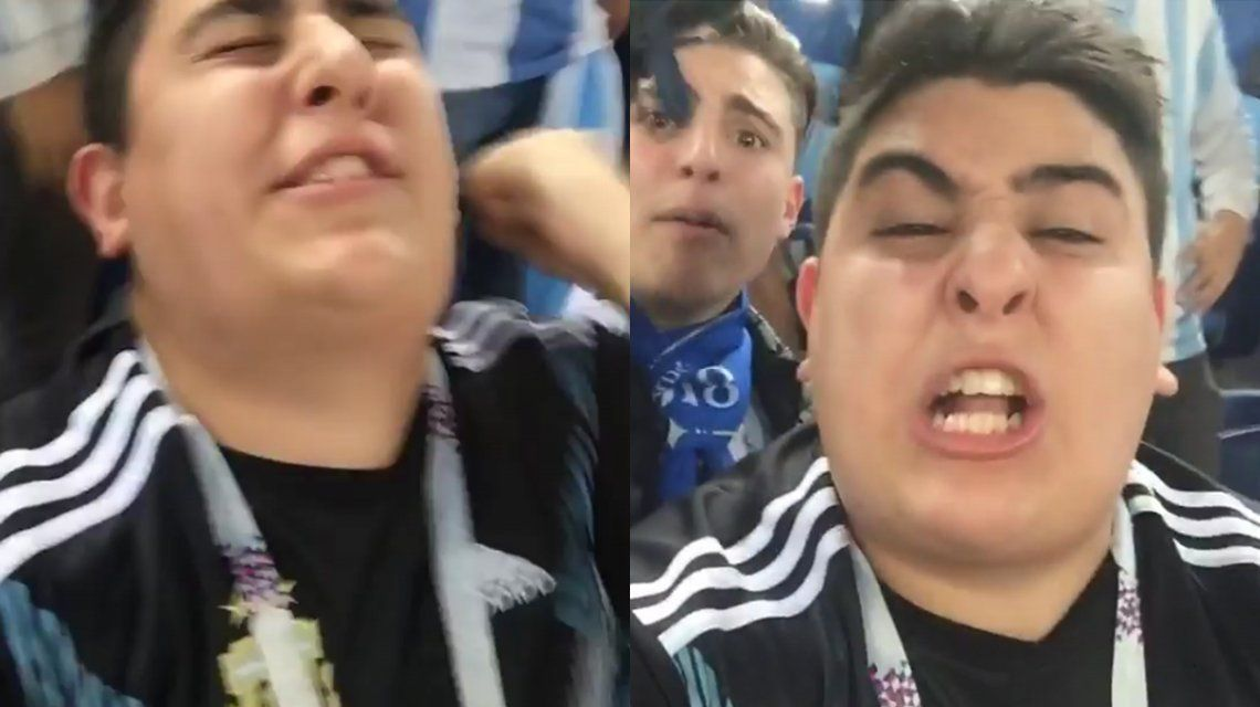 Traeme la copa Messi: los exabruptos del instagramer del momento tras el triunfo argentino