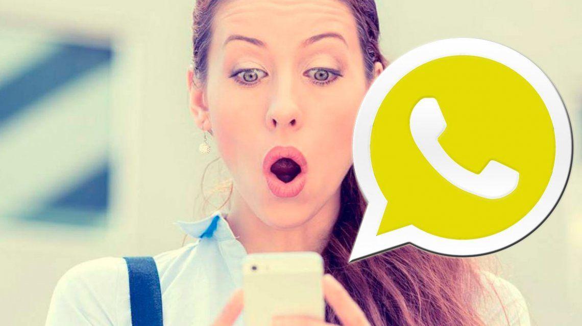 Ignorá WhatsApp Gold porque no se trata más que de una estafa