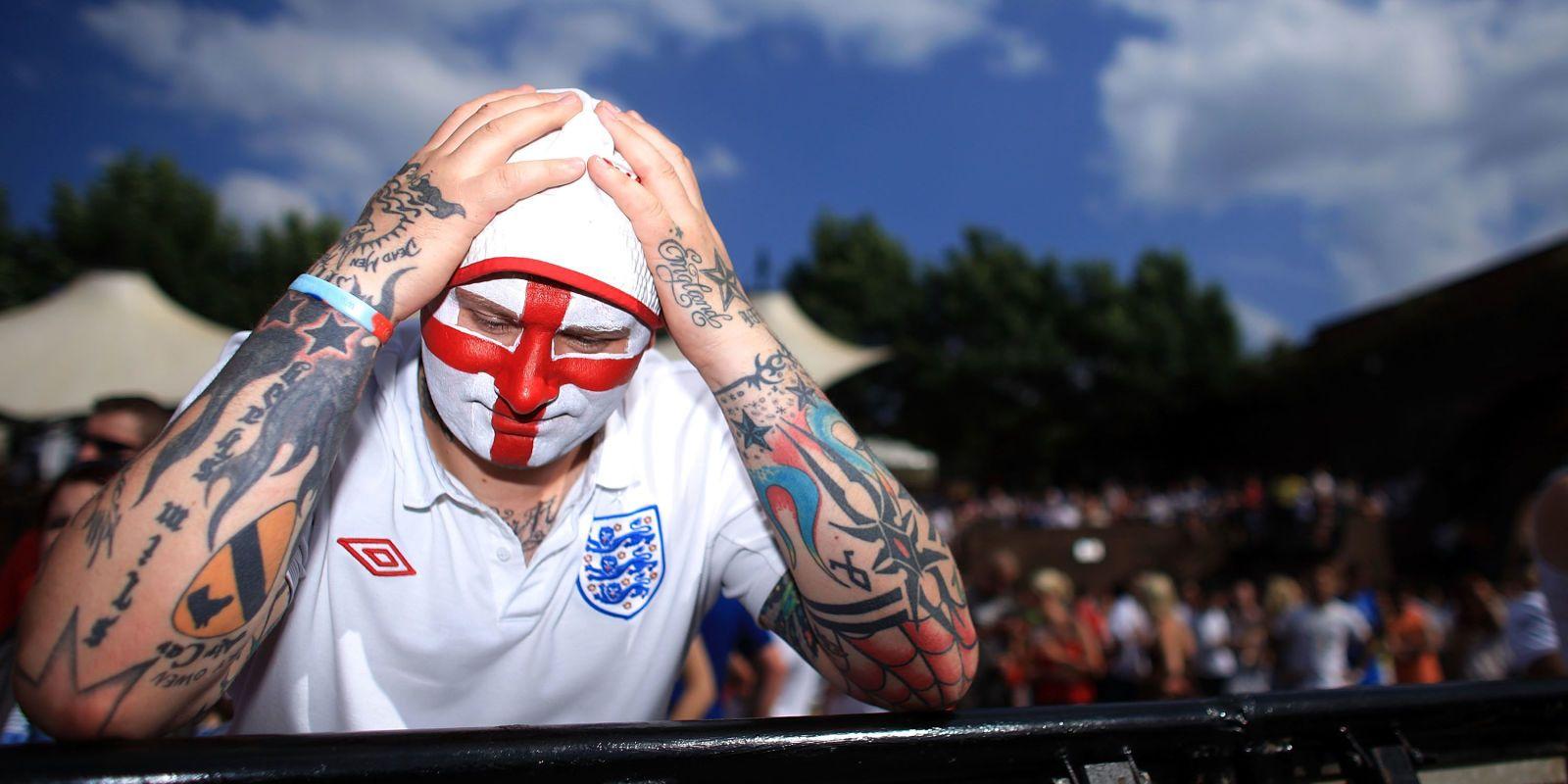 Miedo a los cuartos de final: ¿por qué los ingleses quieren perder contra Bélgica?