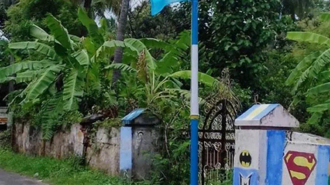 Bangladesh, un barrio más de Argentina: alocado festejo del triunfo ante Nigeria