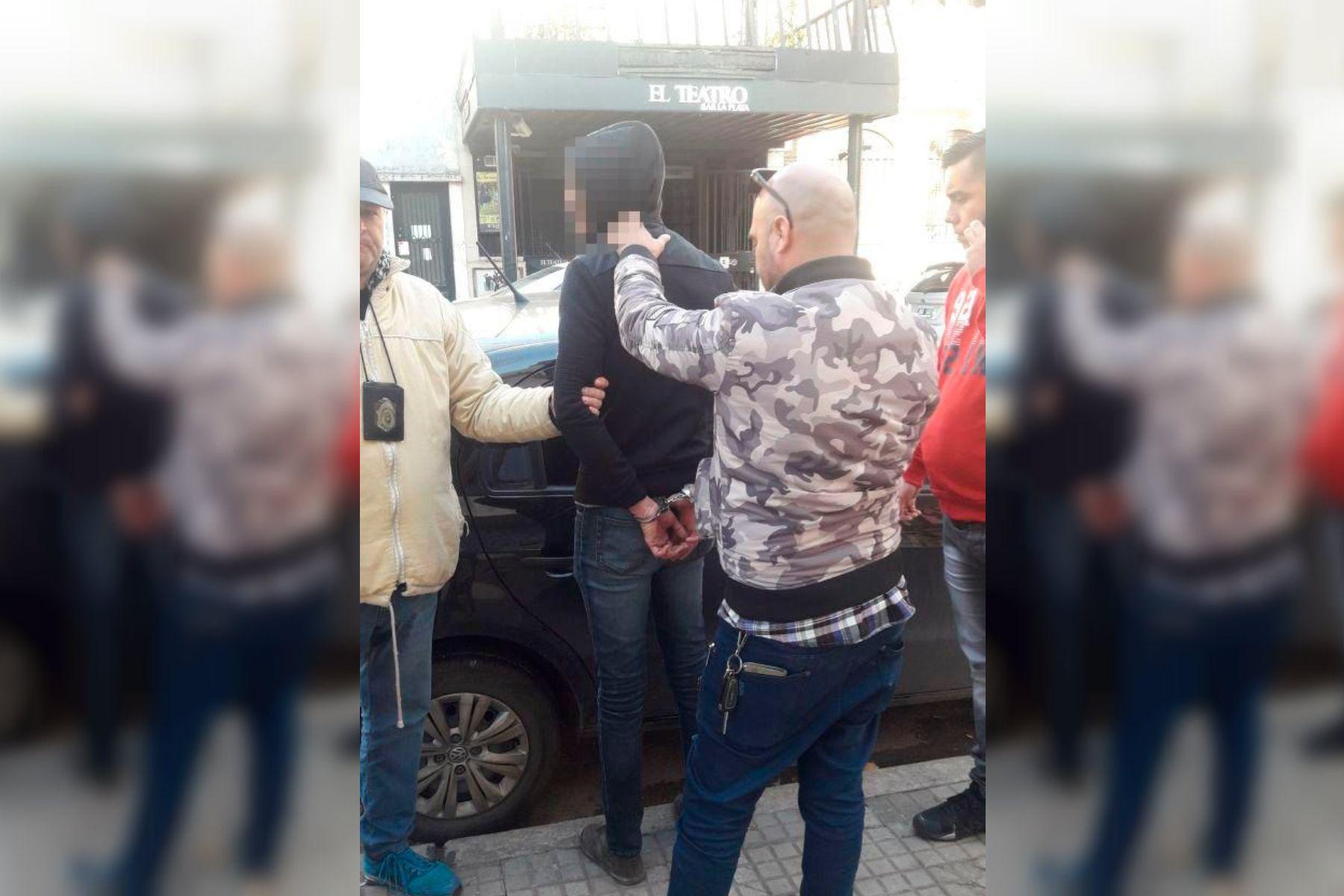 La defensa del presunto violador serial de nenas de La Plata: No me acuerdo de nada