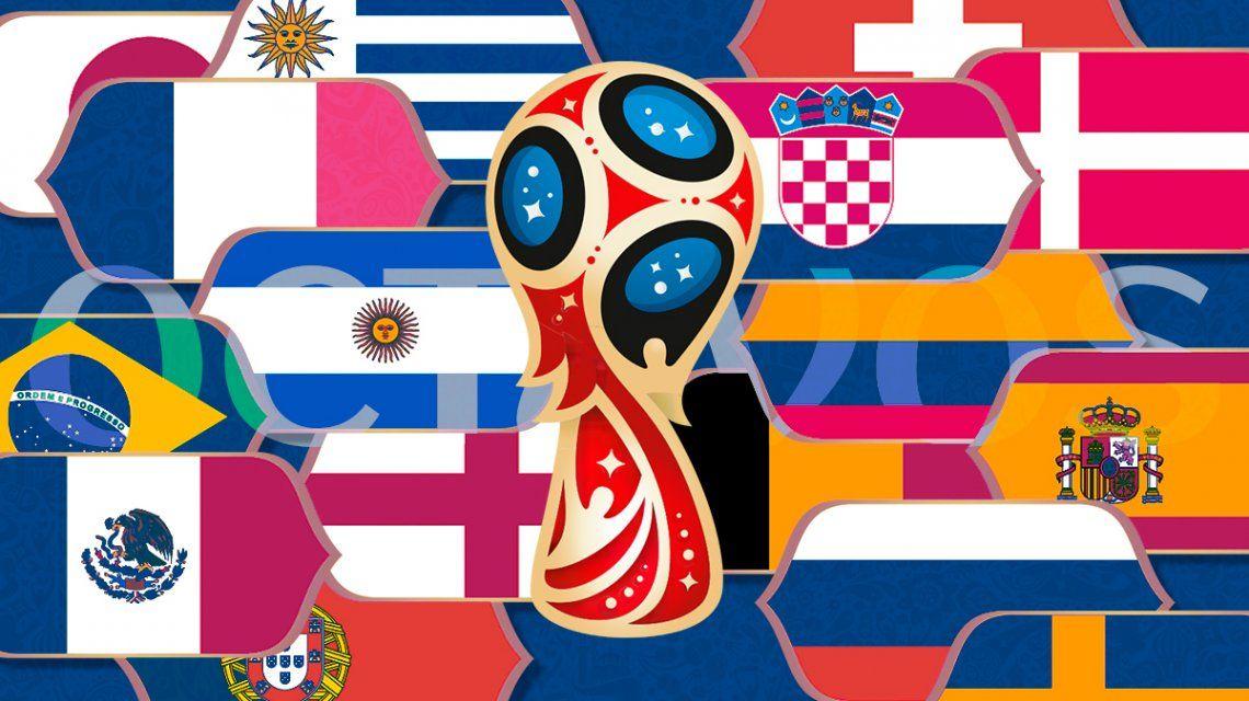 Así se jugarán los octavos de final del Mundial: día, horario y sede