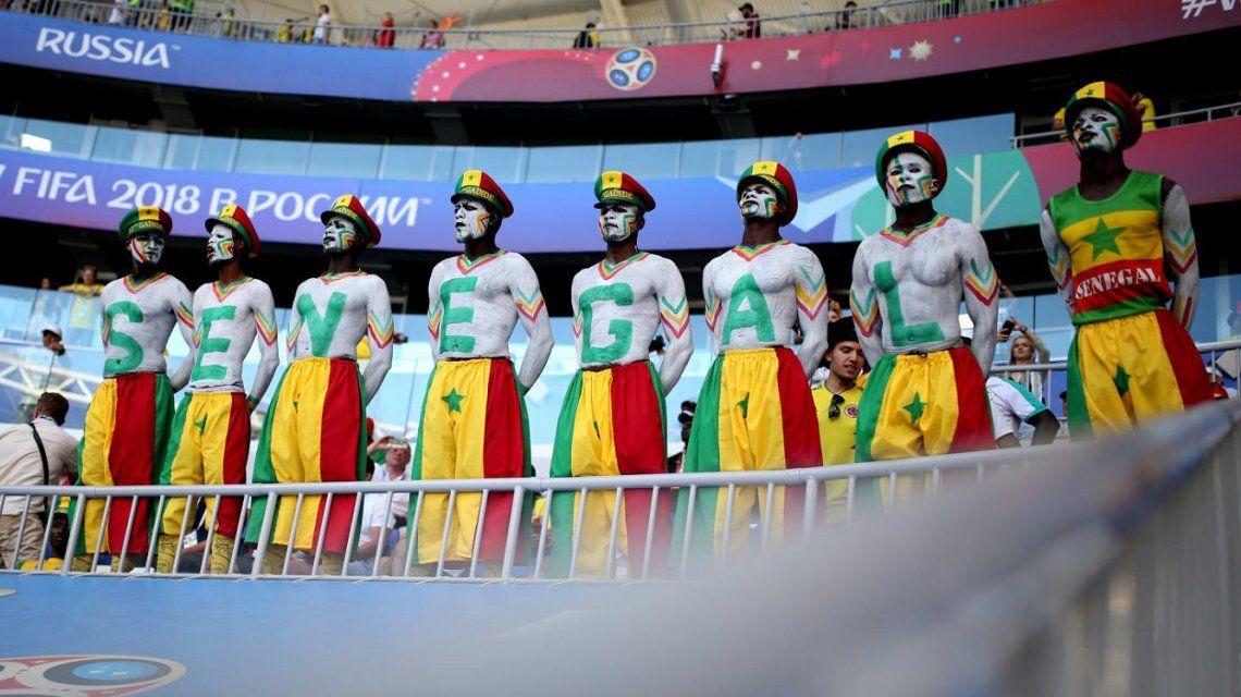 Polémico comentario de Gustavo Lombardi contra los hinchas de Senegal