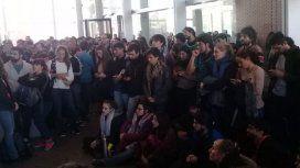 Trabajadores ocuparon el Conicet contra el ajuste en Ciencia y Tecnología