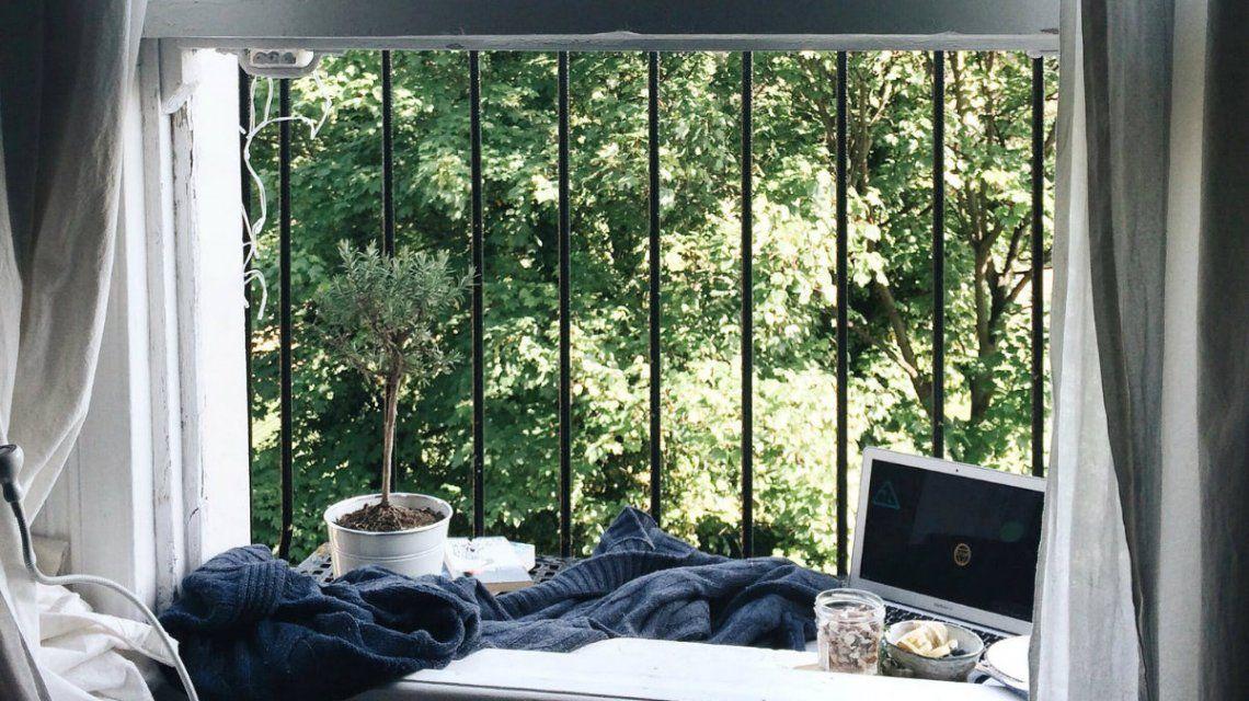 Airear la casa es clave para cambiar el aire y alejar el peligro de intoxicación
