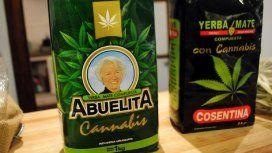 Uruguay venderá yerba mate con cannabis
