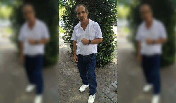 Zamboni tiene 66 años y fue visto por última vez en la zona de Boulogne