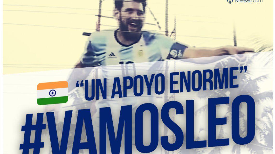 Foto: Messi.com