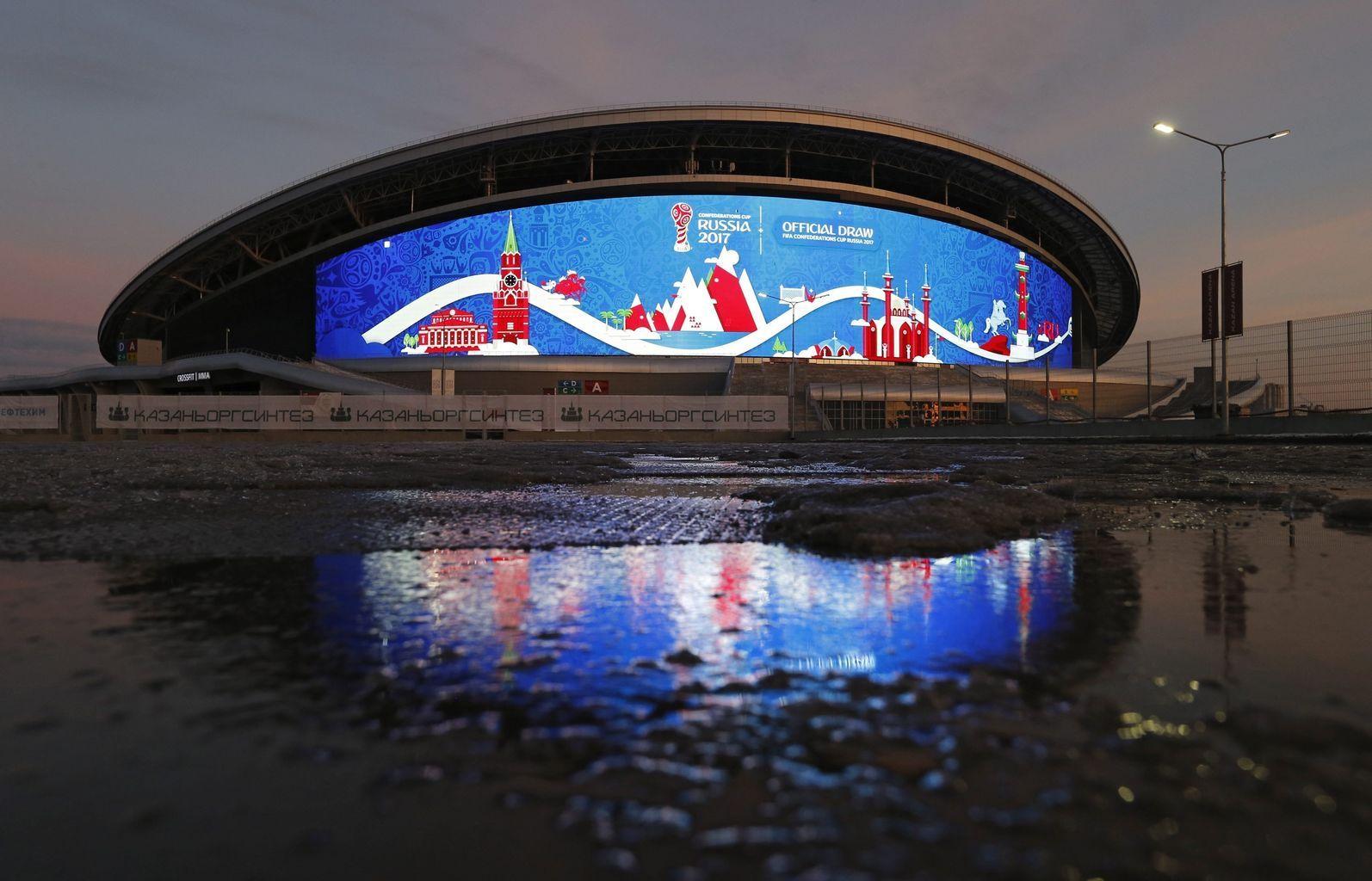 EstadioKazán Arena