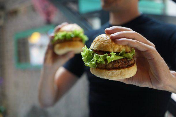 Las hamburguesas, que cuentan como