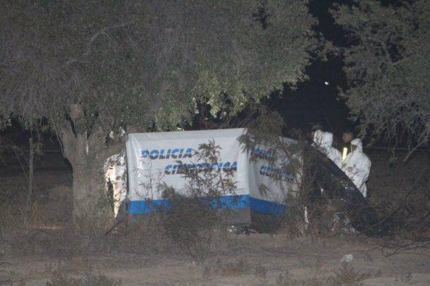 El único detenido por el caso es el novio de Rodríguez, Esteban Gabriel Pacheco