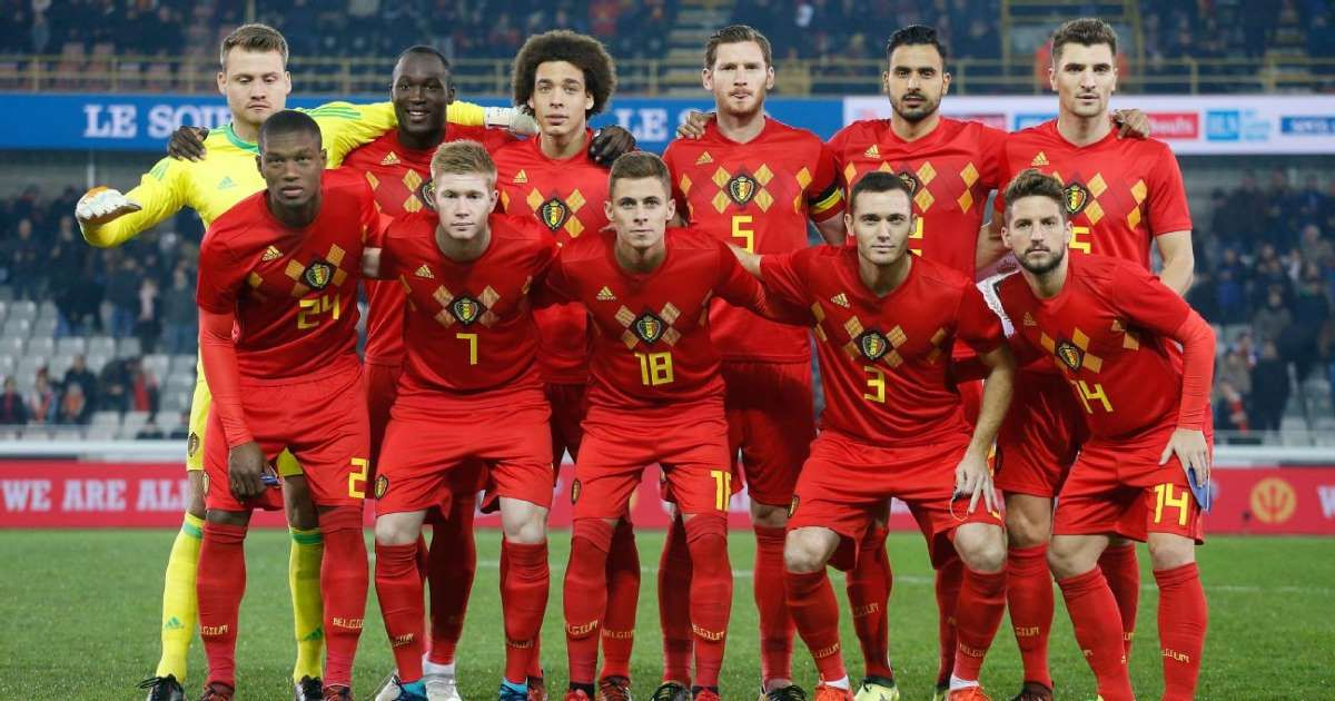 Bélgica tiene un plantel repleto de figuras