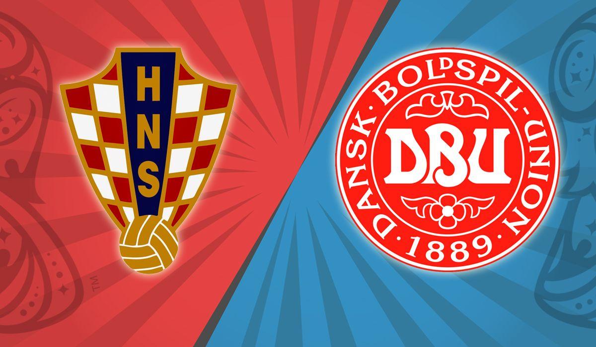 Croacia vs. Dinamarca por los octavos de final del Mundial: horario, formaciones y TV
