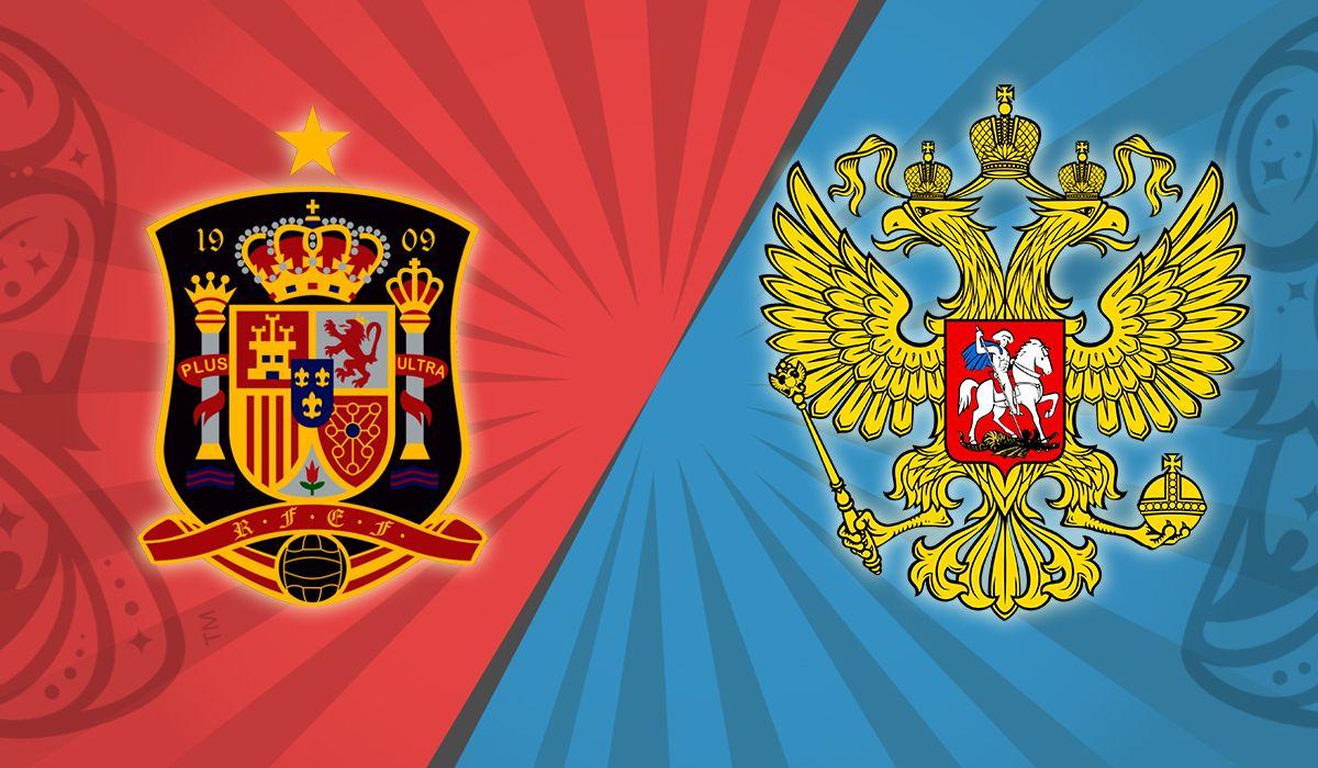 España vs. Rusia por los octavos de final del Mundial: horario, formaciones y TV