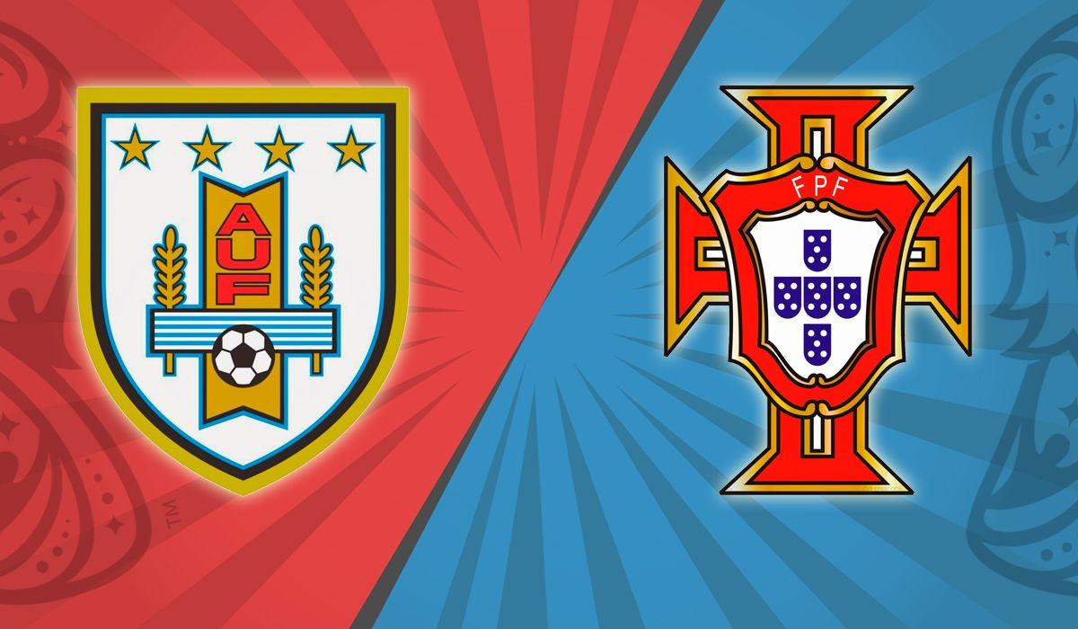 Uruguay vs. Portugal por los octavos de final del Mundial: horario, formaciones y TV