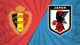 Bélgica vs. Japón por los octavos de final del Mundial: horario