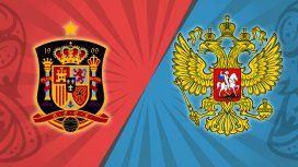 España busca lustrar su chapa de candidata ante el local Rusia
