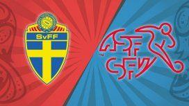 Suecia vs. Suiza por los octavos de final del Mundial: horario