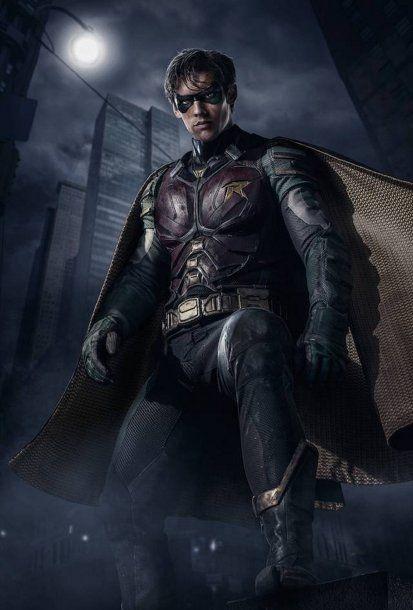 El nuevo Robin que protagonizará Titans