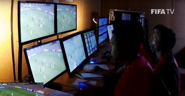 Captura FIFA TV