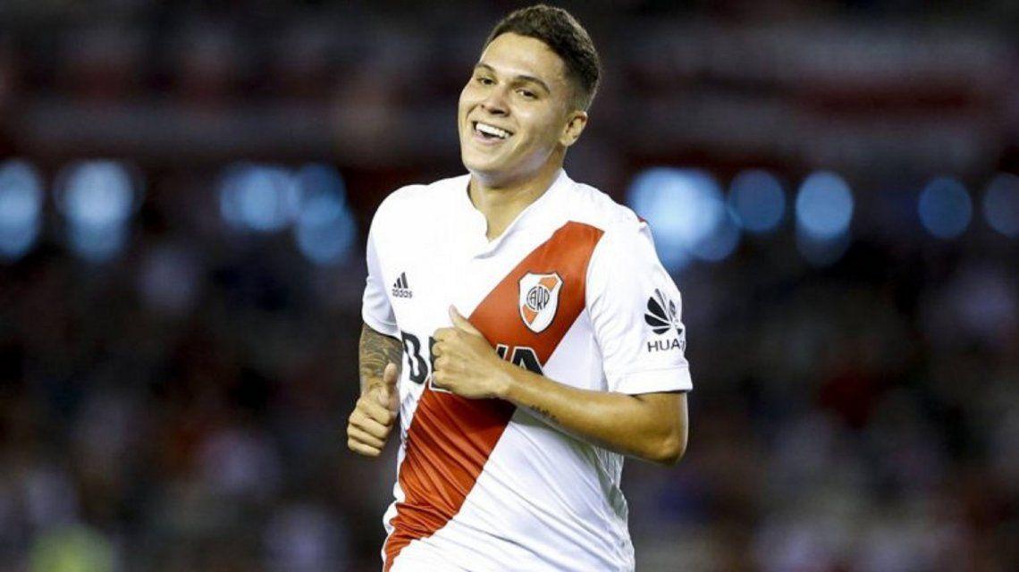 Lo miran desde Inglaterra: el Tottenham hará una oferta por Juan Fernando Quintero