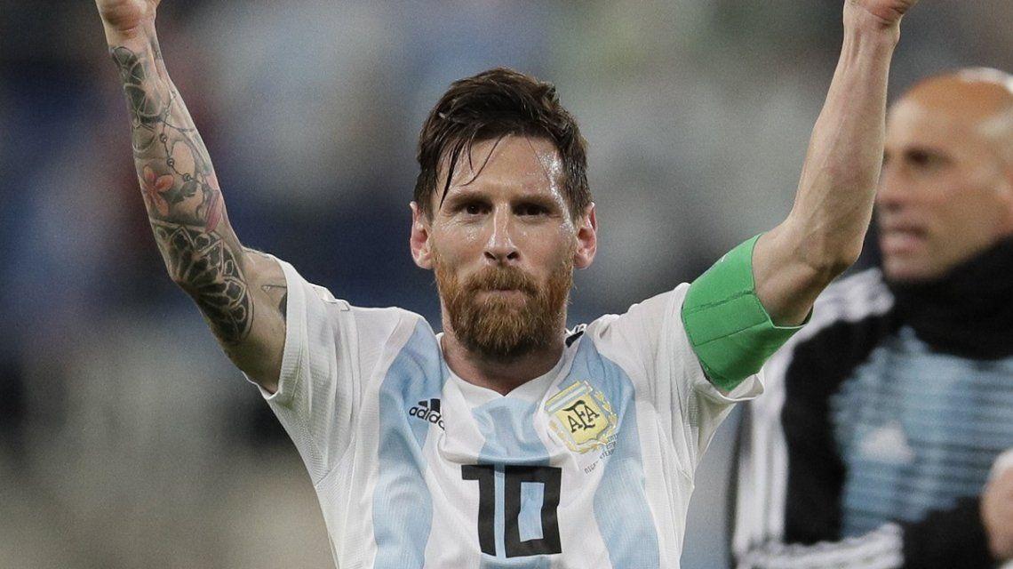 ¡Ganamos en algo! Argentina y Messi, lo más destacado en Facebook durante el Mundial